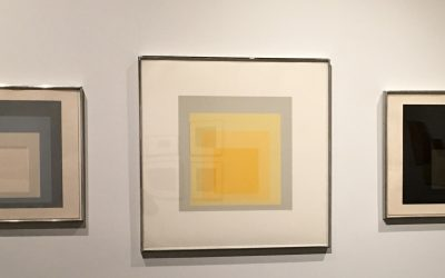 Never Mind the Pollocks Here's the Bauhaus: Abstract Expressionism Conjures Josef Albers at the Tampa Museum of Art