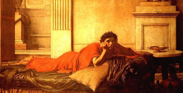 Some Stately Pleasure Dome Decrees: Nero's Library Legacy