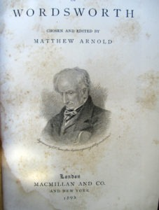 White Face et Wordsworth