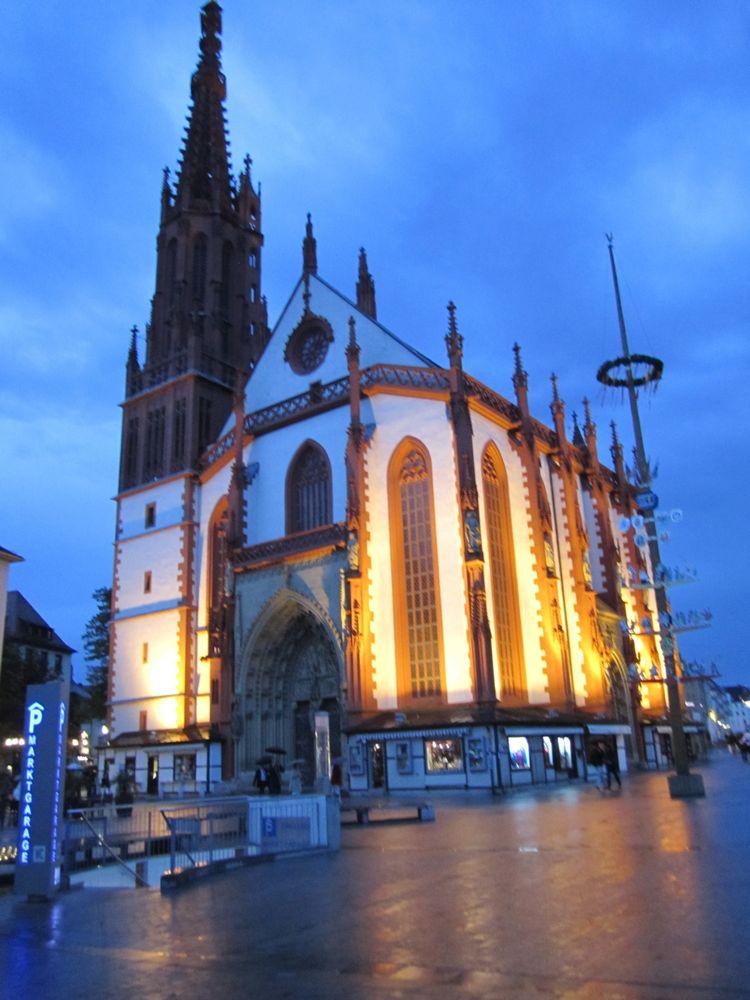 Marienkapelle, Marienplatz, Würzburg