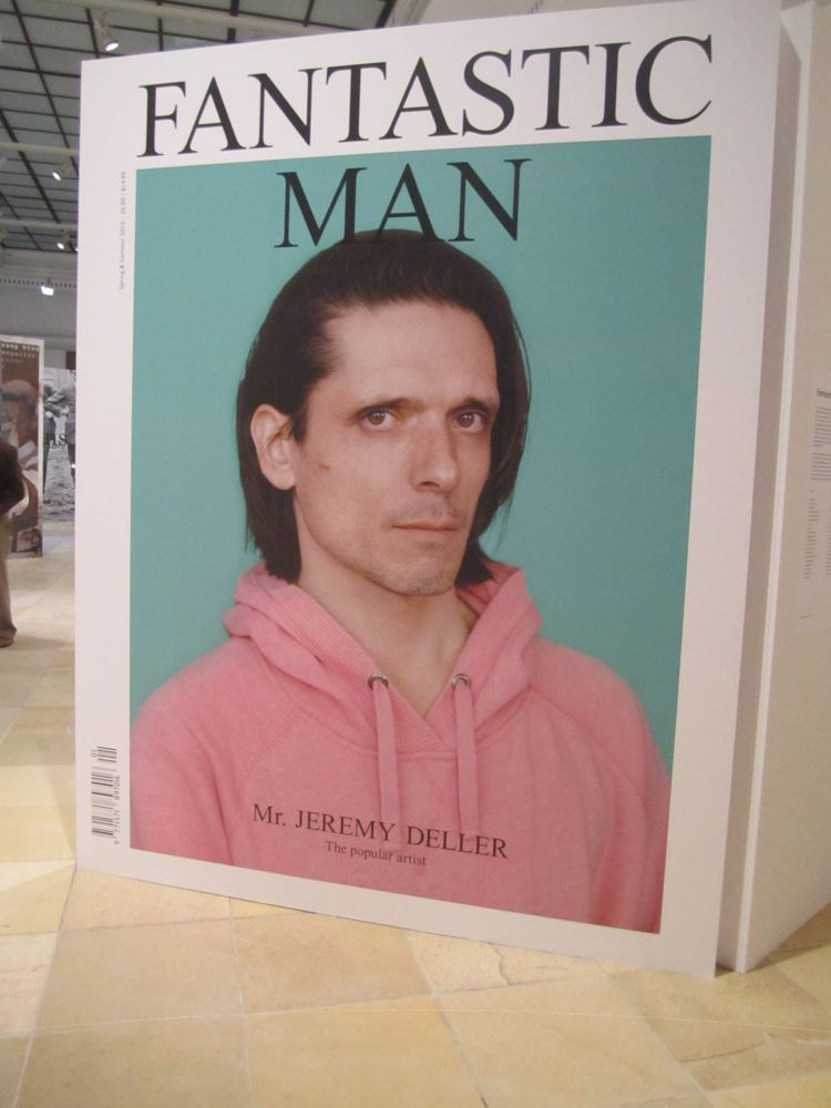 The Popular Artist Jeremy Deller...