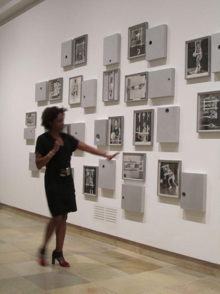 Lorna Simpson @ Haus der Kunst