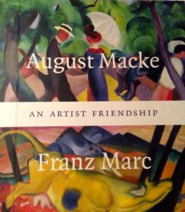 August Macke and Franz Marc : An Artist Friendship