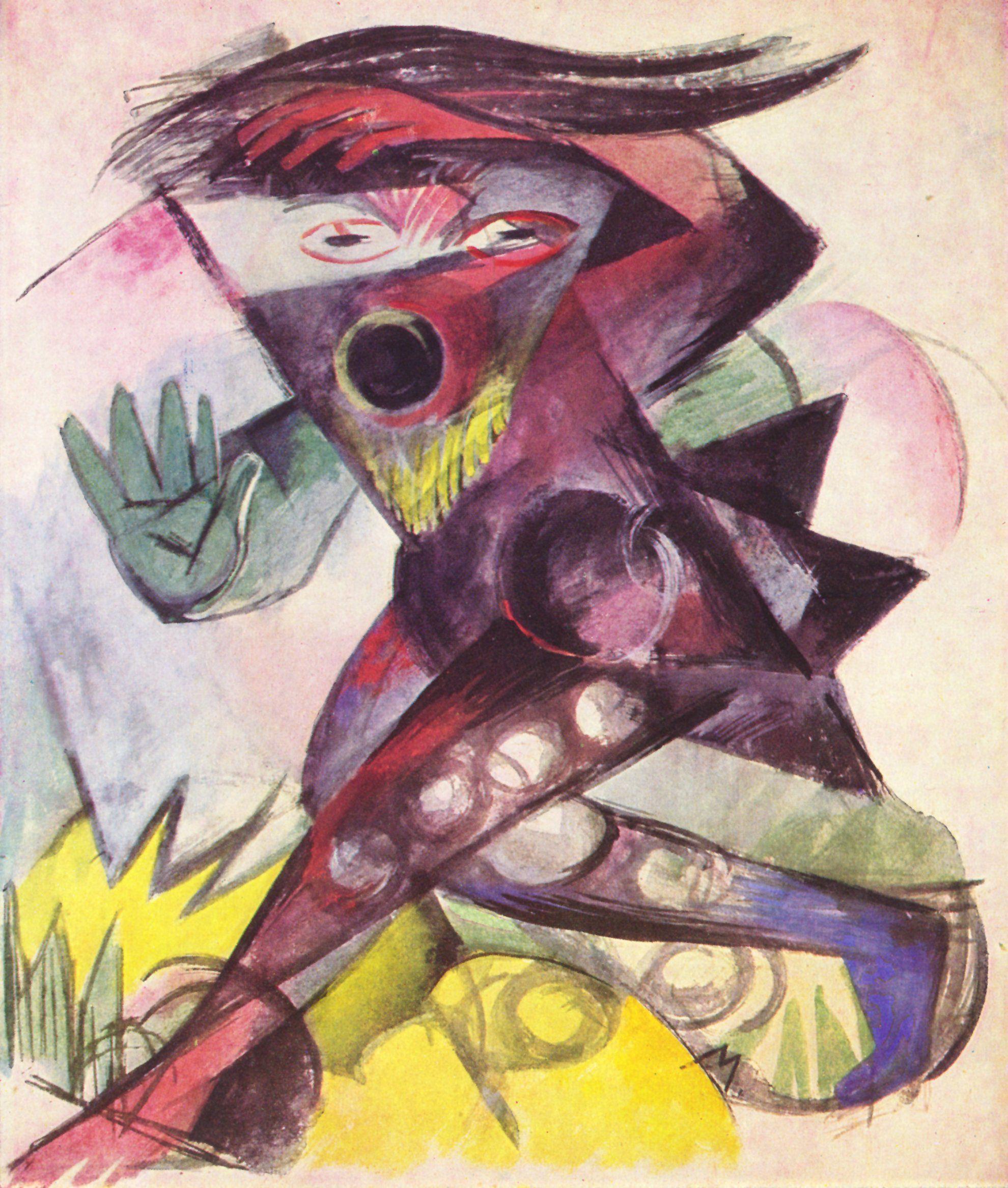 Caliban, 1914
