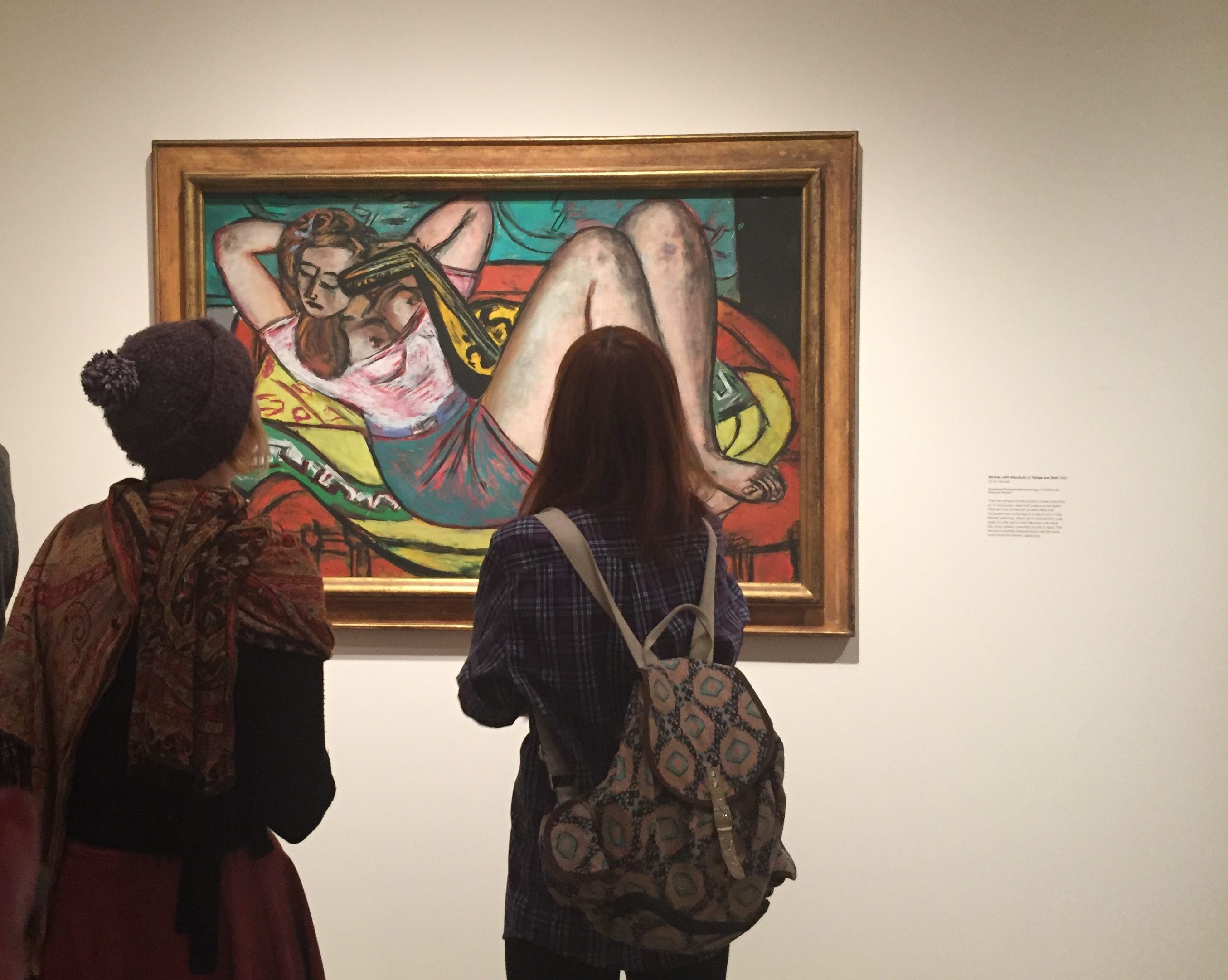 Max Beckmann in New York: Exhibition Visit and Book Review