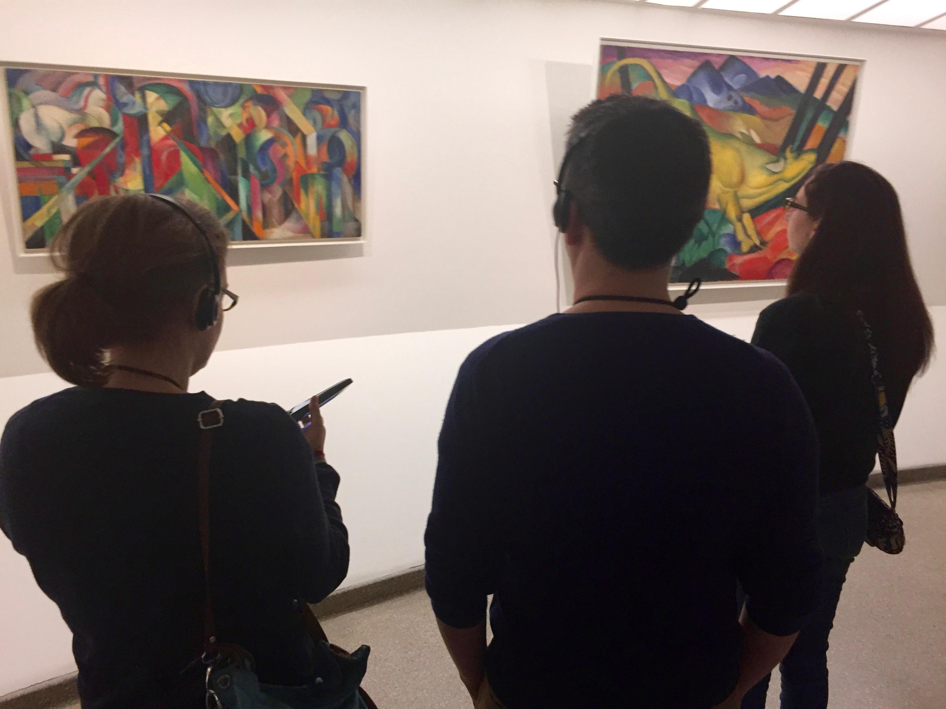Visionaries: Creating a Modern Guggenheim