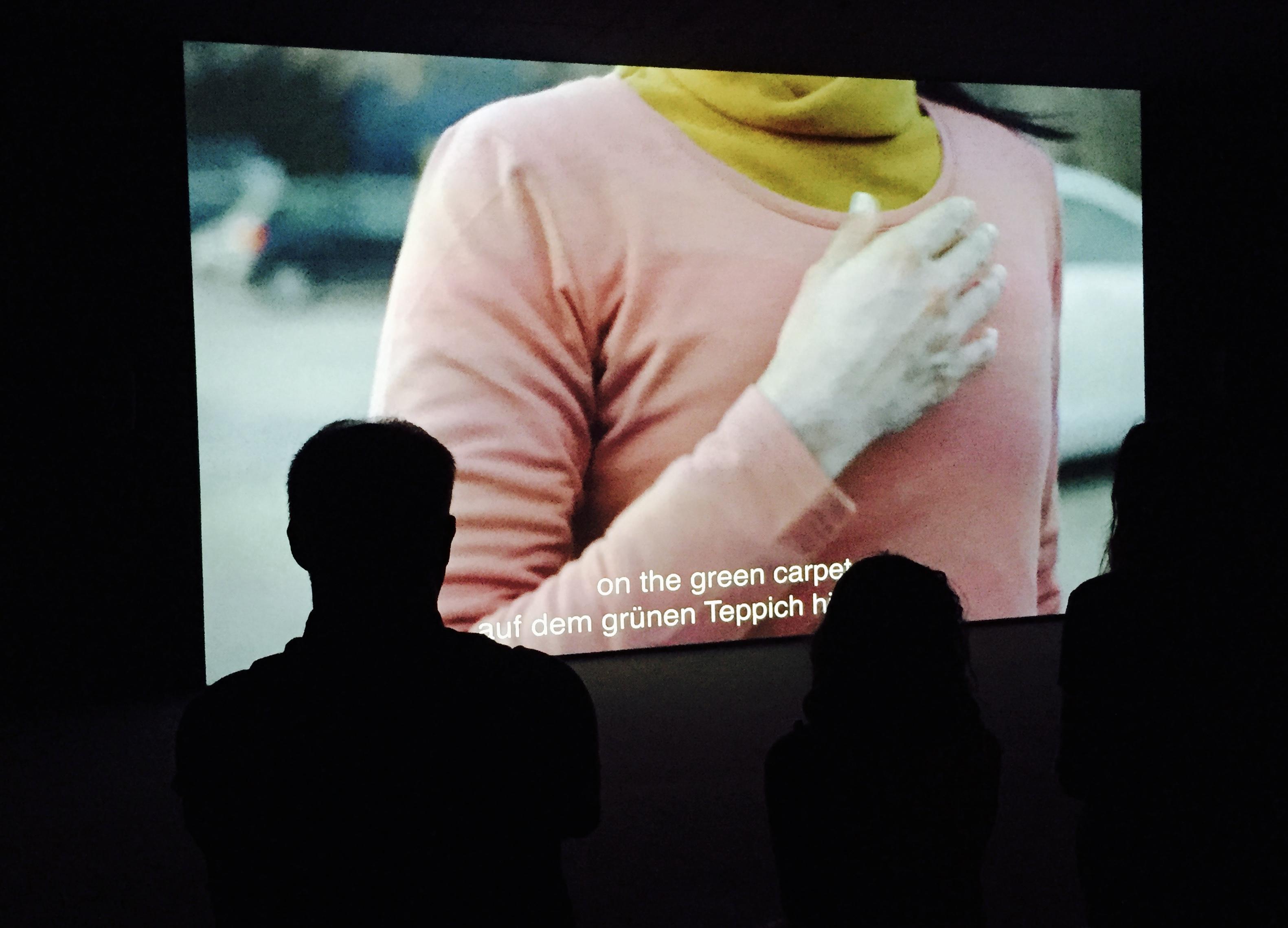 documenta diaries iii: neue neue galerie